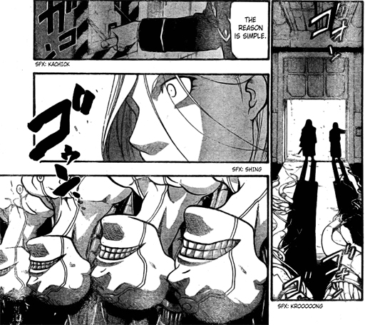"Fullmetal Alchemist – Chapter 80 ""A Vision of Father"" – ZeroZero ..."