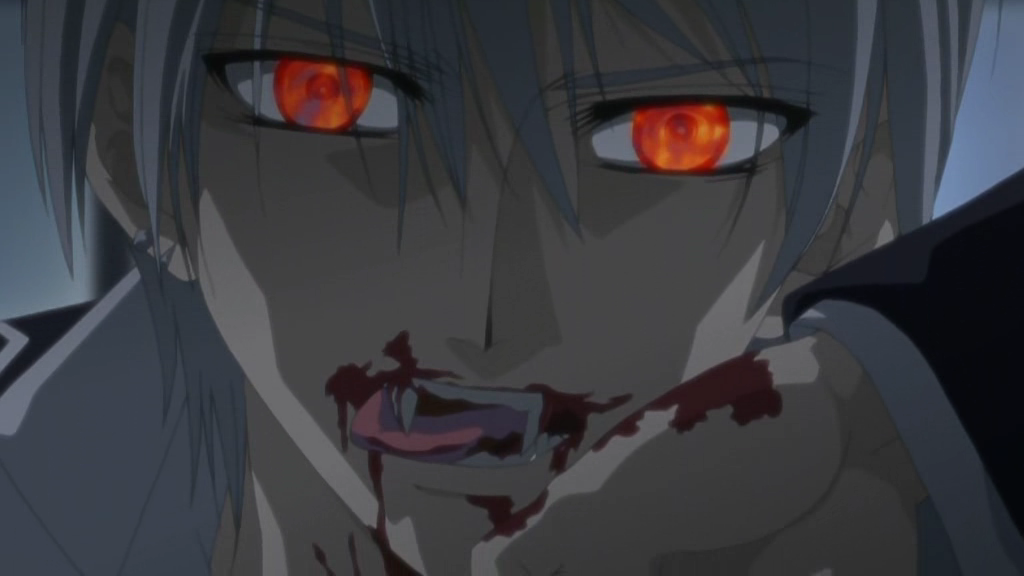 The gallery for --> Vampire Anime Boy With Fangs